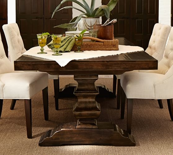Charming Diy Wooden Dining Table Design Ideas For You27