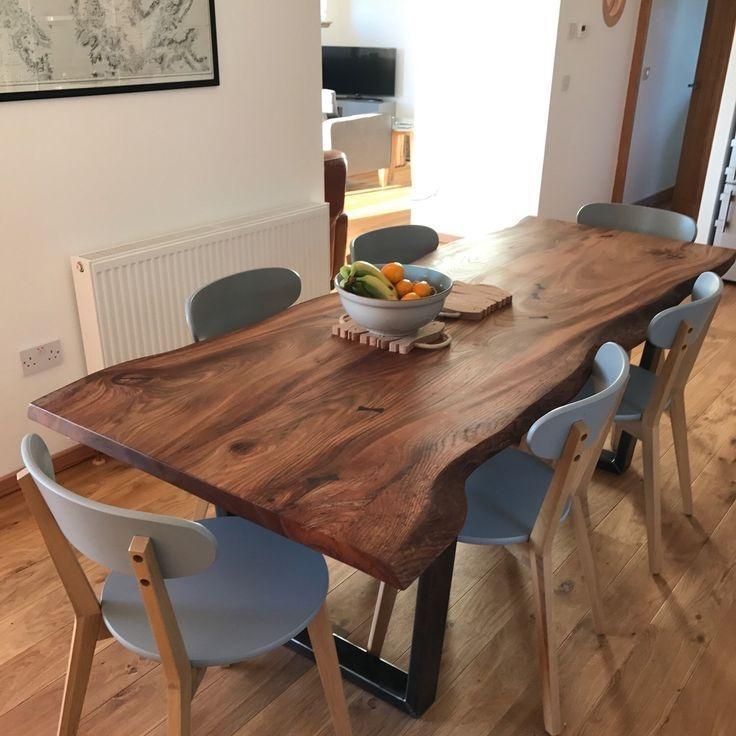 Charming Diy Wooden Dining Table Design Ideas For You28