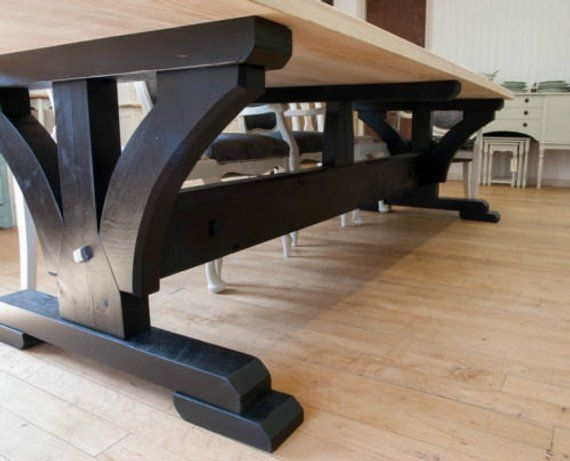 Charming Diy Wooden Dining Table Design Ideas For You36