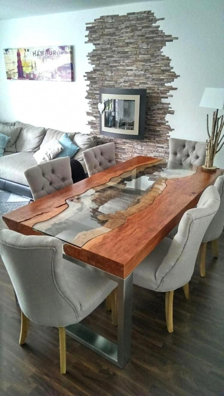 Charming Diy Wooden Dining Table Design Ideas For You40