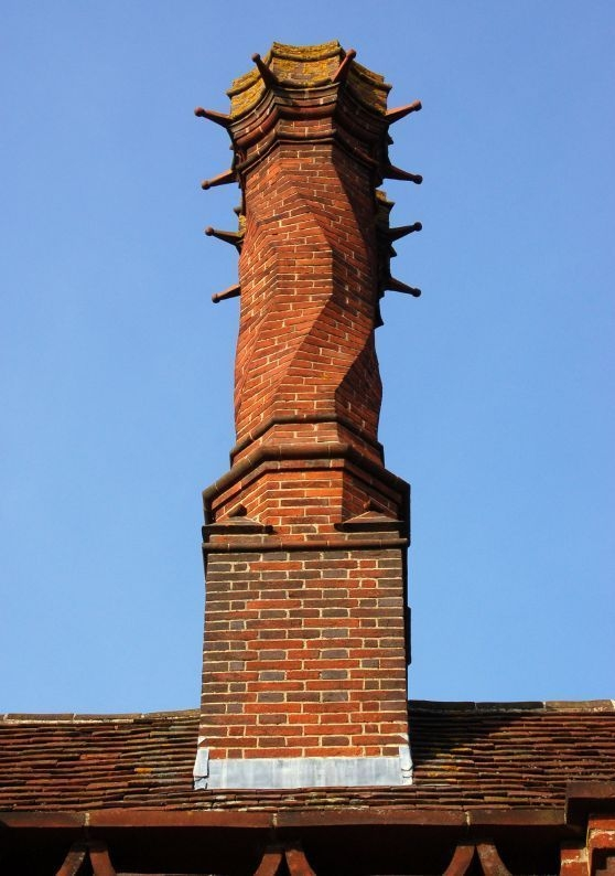 Cool Chimney Design Ideas That Trendy Now31