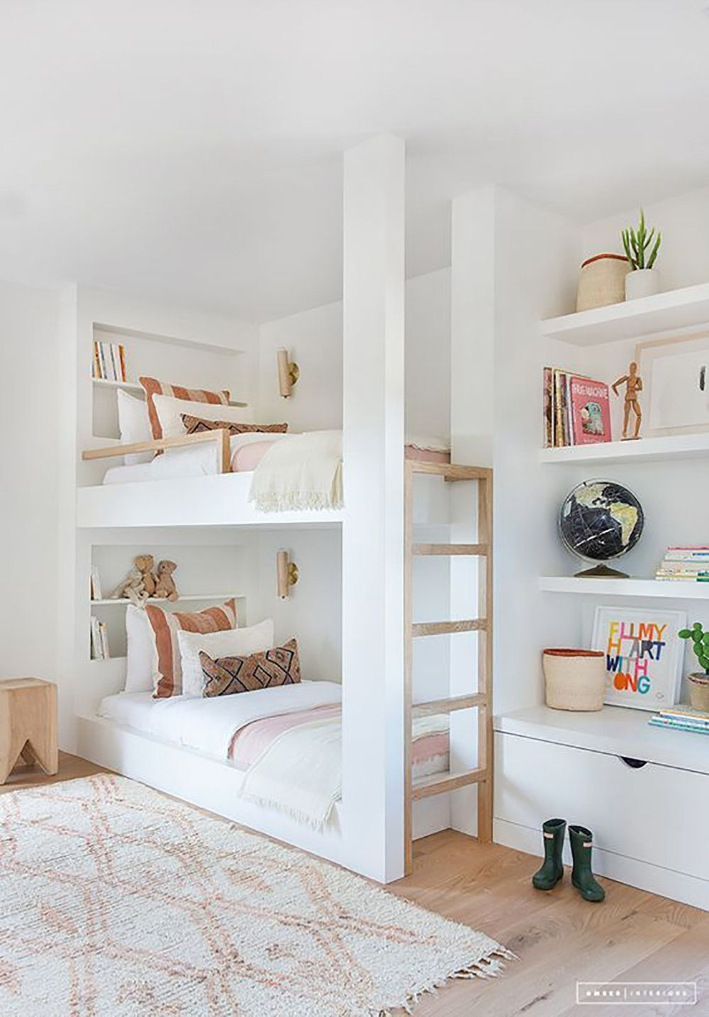 Cute Kids Bedroom Design Ideas To Try Now03