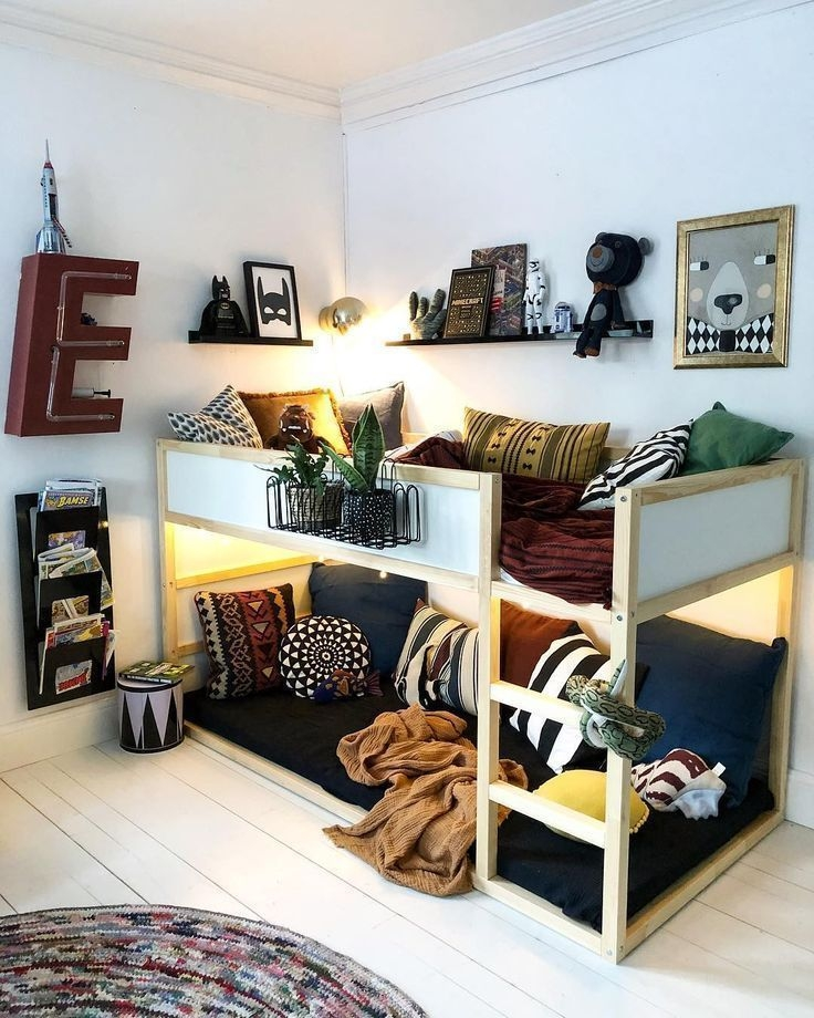 Cute Kids Bedroom Design Ideas To Try Now25