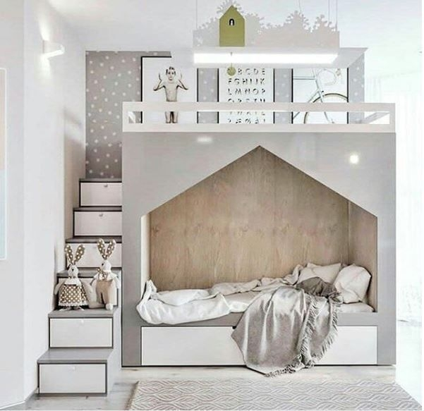 Cute Kids Bedroom Design Ideas To Try Now26