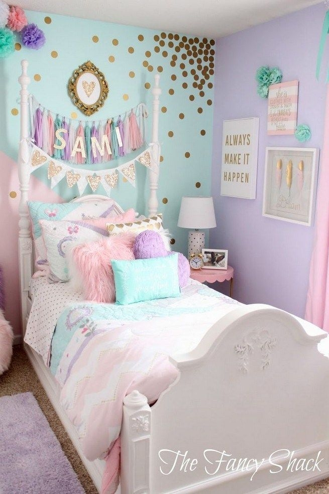 Cute Kids Bedroom Design Ideas To Try Now44
