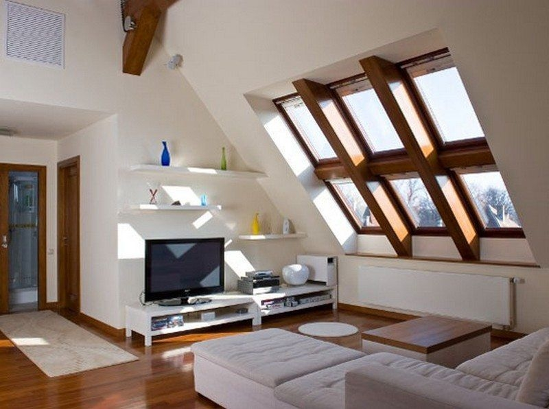 Fabulous Attic Design Ideas To Try This Year17