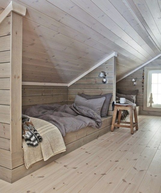 Fabulous Attic Design Ideas To Try This Year22