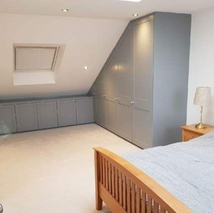 Fabulous Attic Design Ideas To Try This Year32