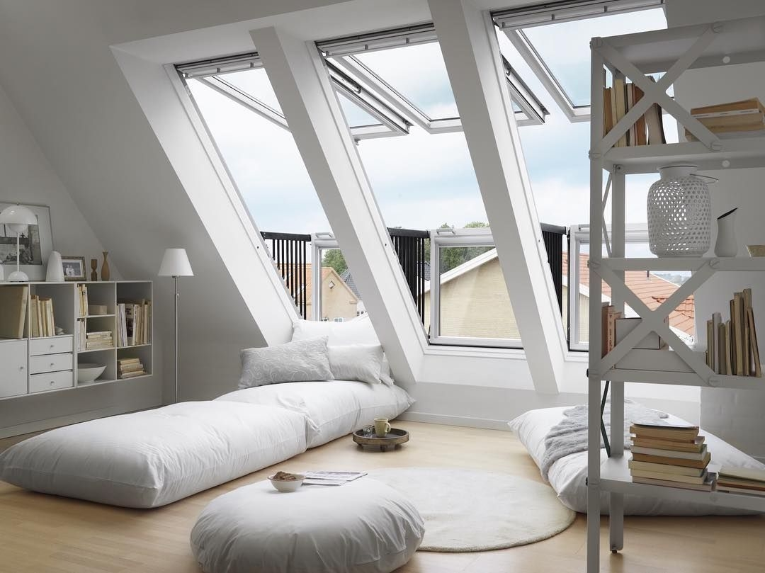 Fabulous Attic Design Ideas To Try This Year36