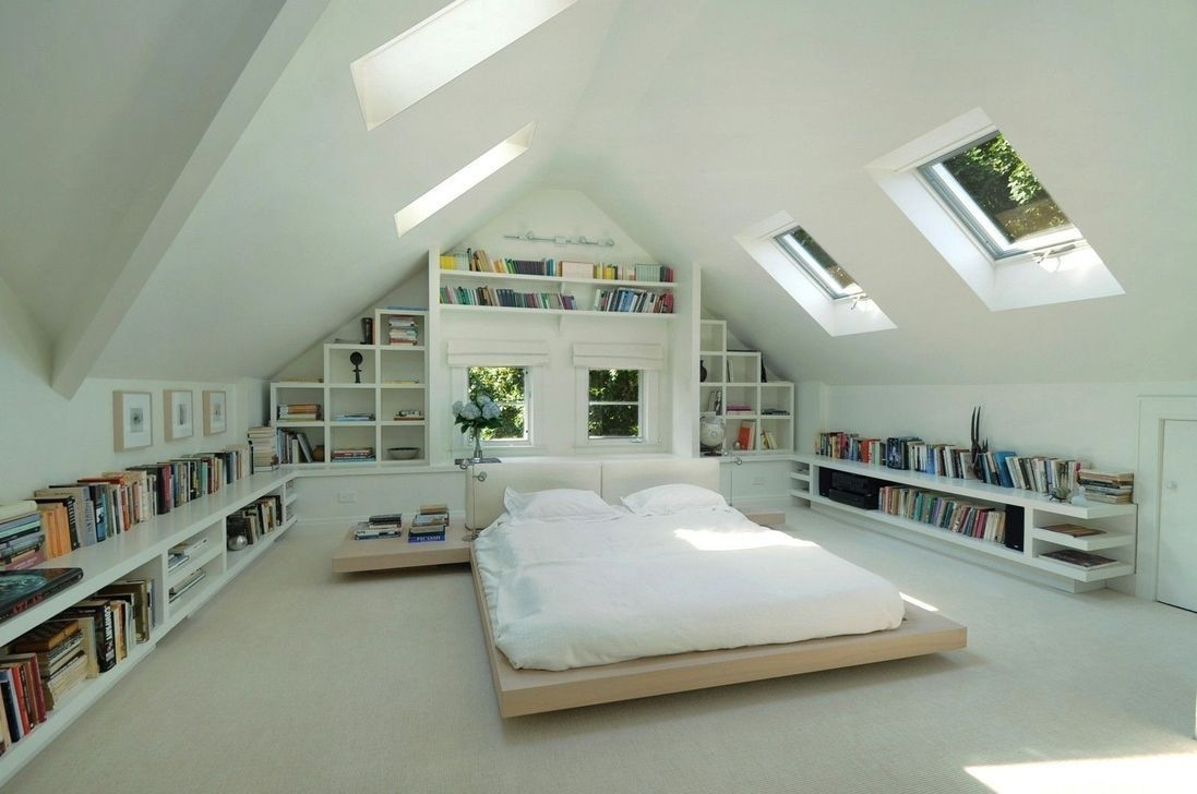 Fabulous Attic Design Ideas To Try This Year37