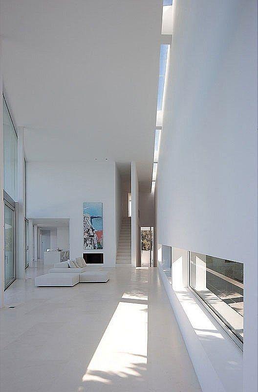 Gorgeous Natural Home Light Architecture Design Ideas15