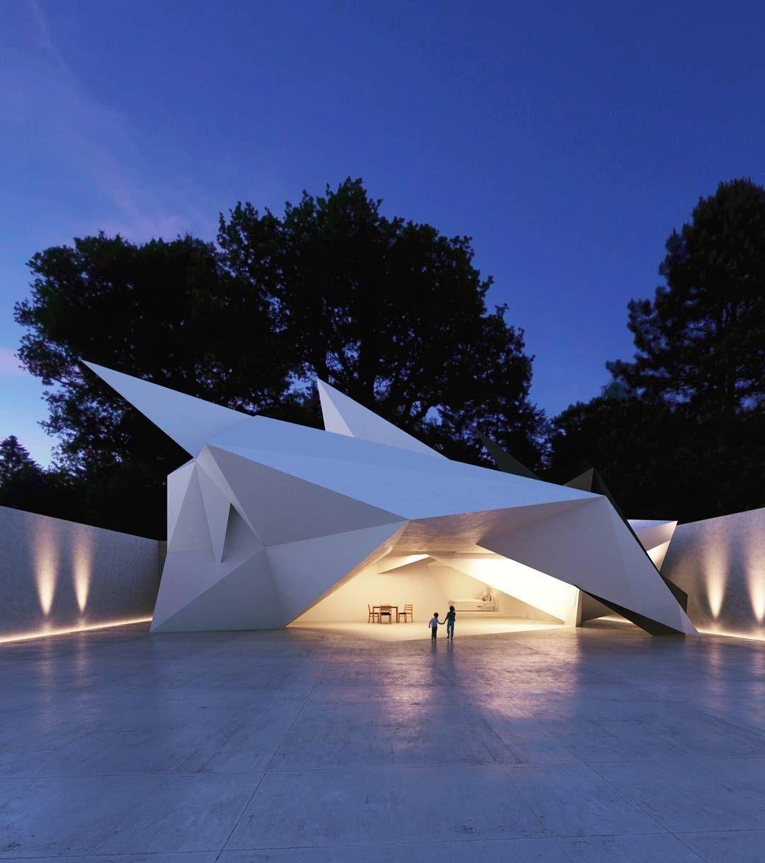 Gorgeous Natural Home Light Architecture Design Ideas17