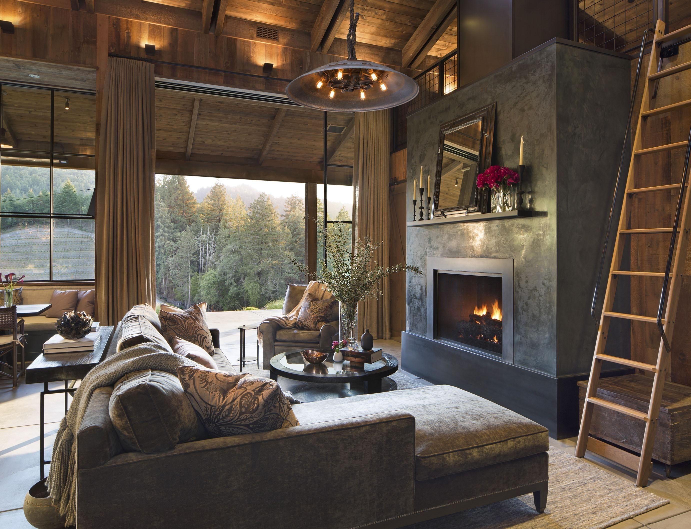 Gorgeous Natural Home Light Architecture Design Ideas21
