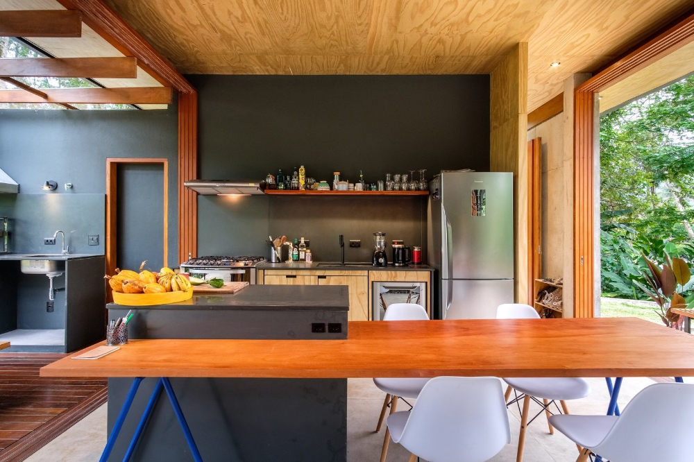 Gorgeous Natural Home Light Architecture Design Ideas28