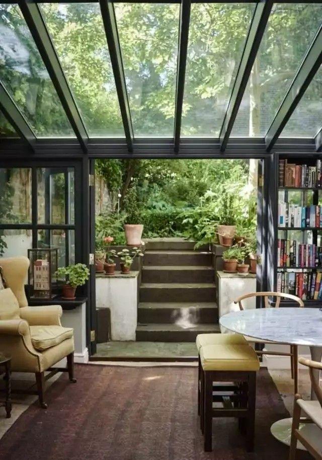Gorgeous Natural Home Light Architecture Design Ideas34