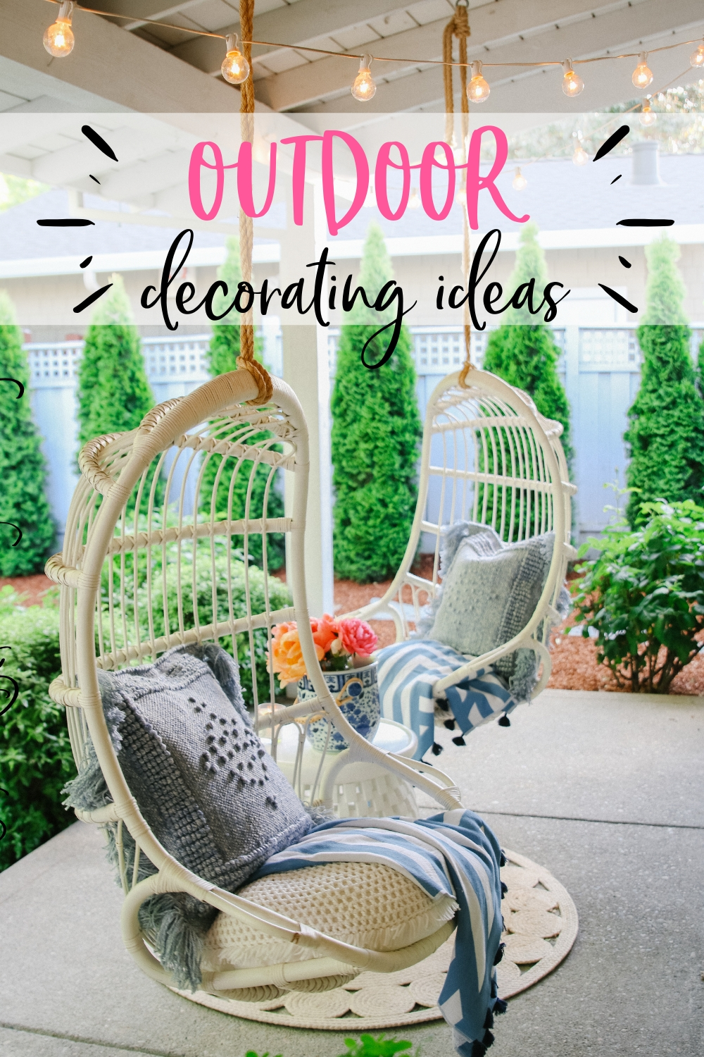 Inexpensive Home Decoration Ideas For Summer To Try Asap05