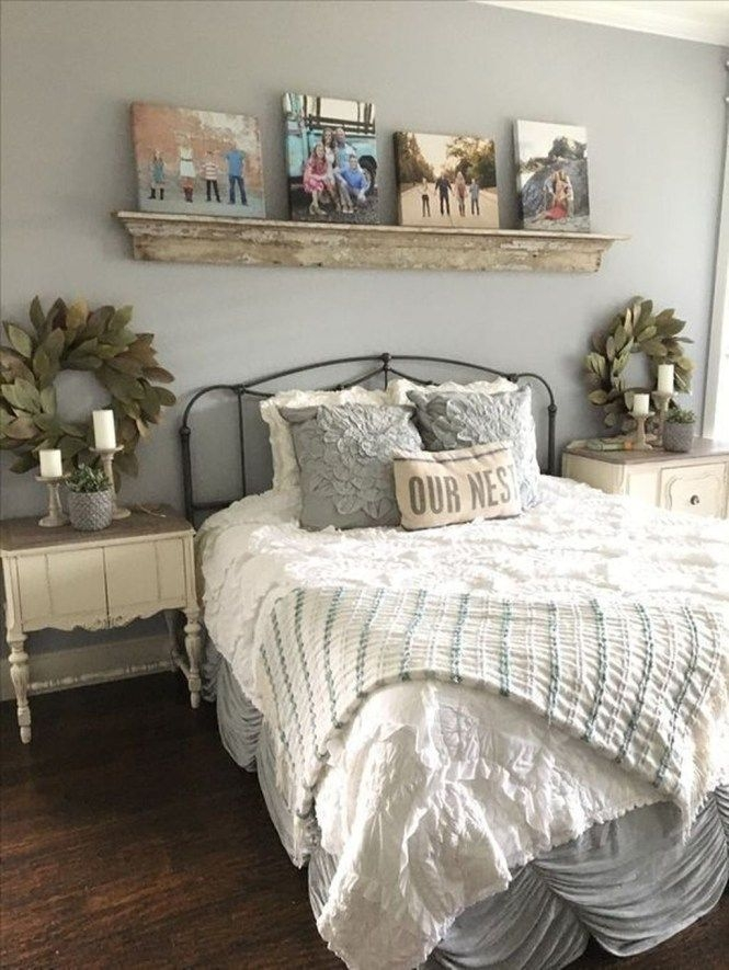 Magnificient Farmhouse Bedroom Decor Ideas To Try Now05