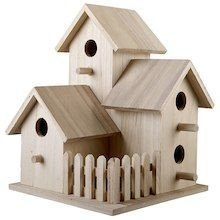 Magnificient Stand Bird House Ideas For Garden12