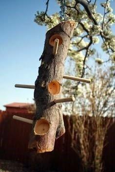 Magnificient Stand Bird House Ideas For Garden18