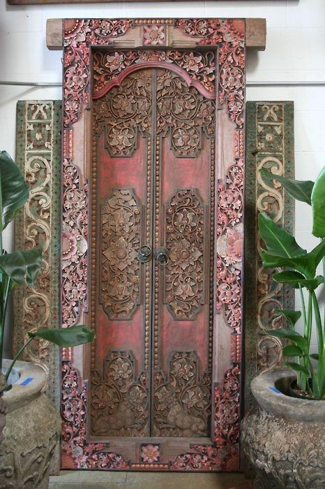 Popular Door Ornament Design Ideas For You03