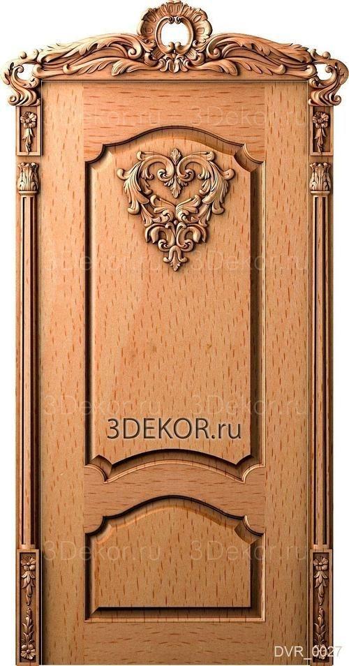 Popular Door Ornament Design Ideas For You12