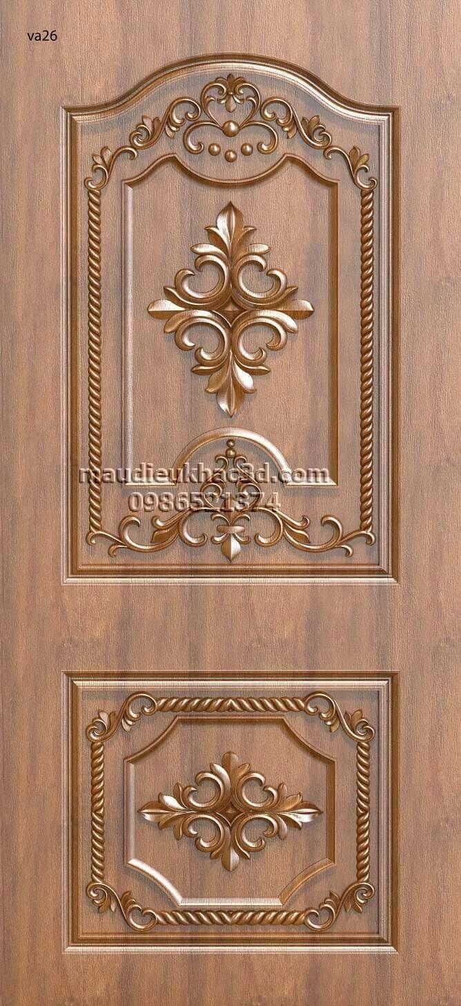 Popular Door Ornament Design Ideas For You14