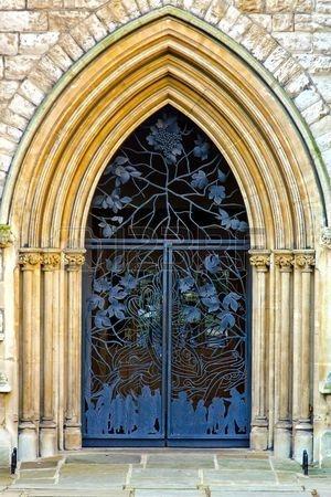Popular Door Ornament Design Ideas For You15
