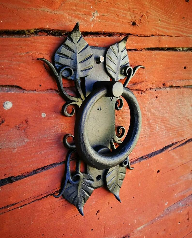Popular Door Ornament Design Ideas For You27