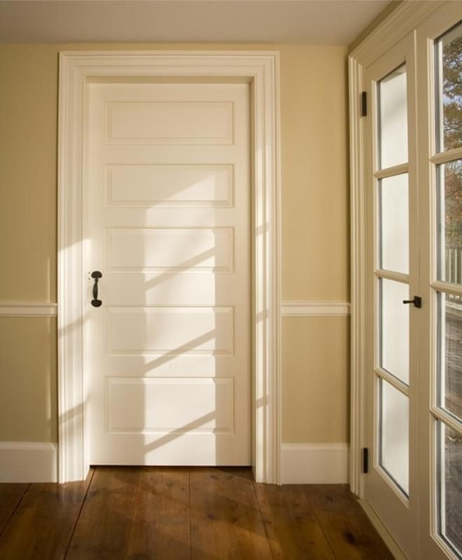 Popular Door Ornament Design Ideas For You38