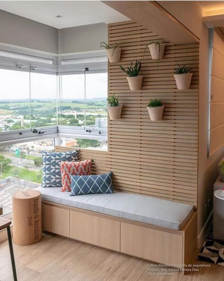 Popular Small Apartment Balcony Decor Ideas For You01