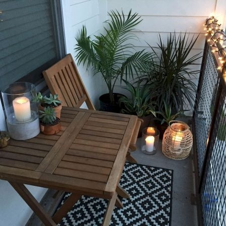 Popular Small Apartment Balcony Decor Ideas For You08