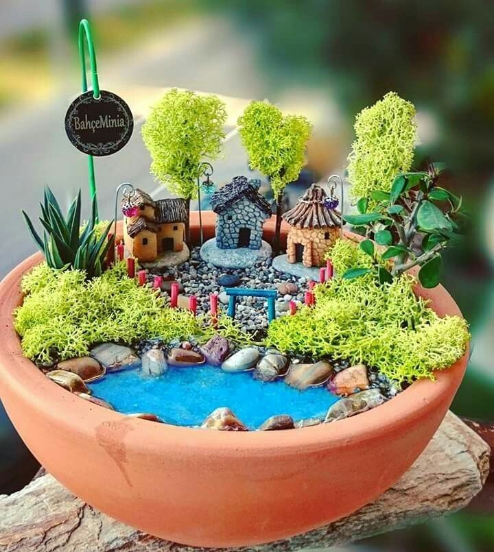 Pretty Fairy Garden Design Ideas To Try22