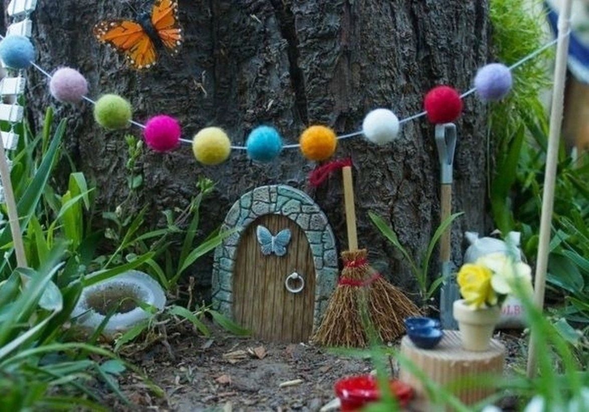 Pretty Fairy Garden Design Ideas To Try38