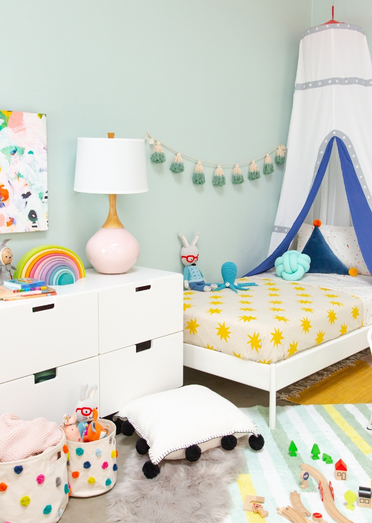 Relaxing Kids Room Designs Ideas That Strike With Warmth And Comfort16