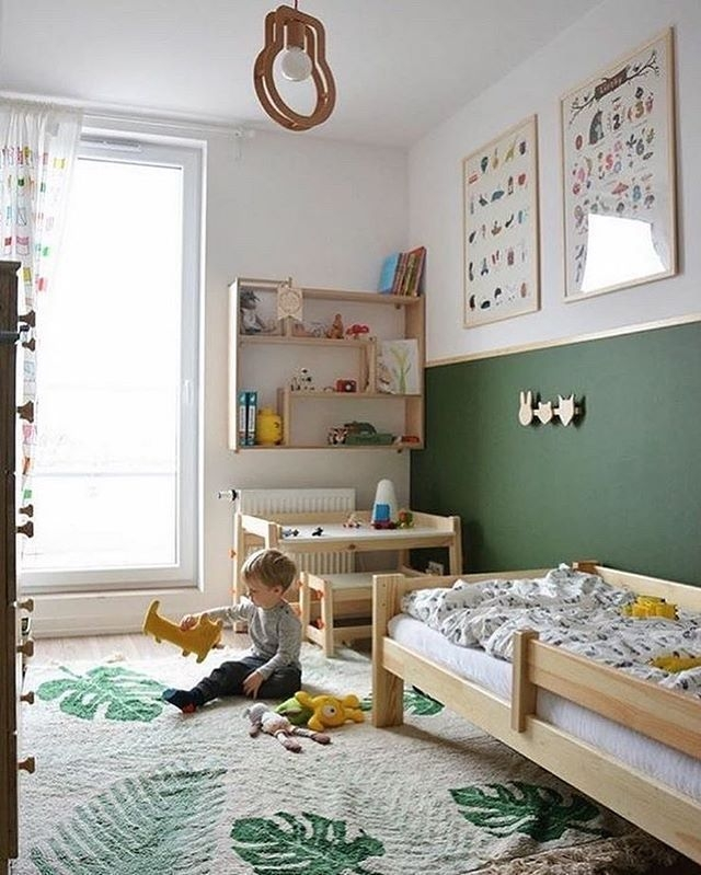 Relaxing Kids Room Designs Ideas That Strike With Warmth And Comfort45