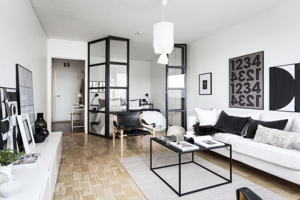 Splendid Studio Apartment Decorating Ideas That Looks Cool03