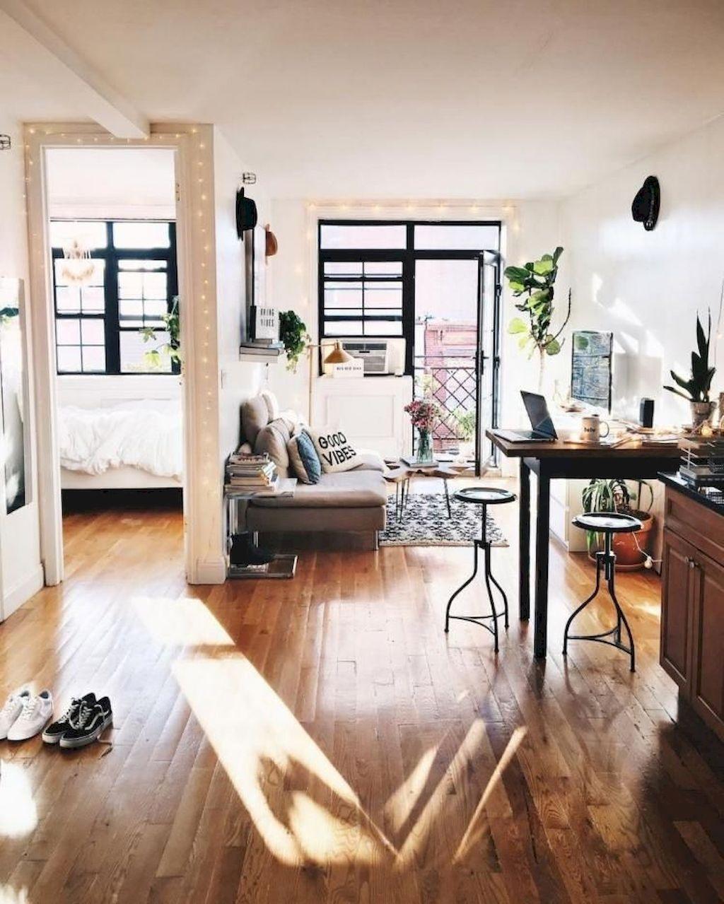 Splendid Studio Apartment Decorating Ideas That Looks Cool07