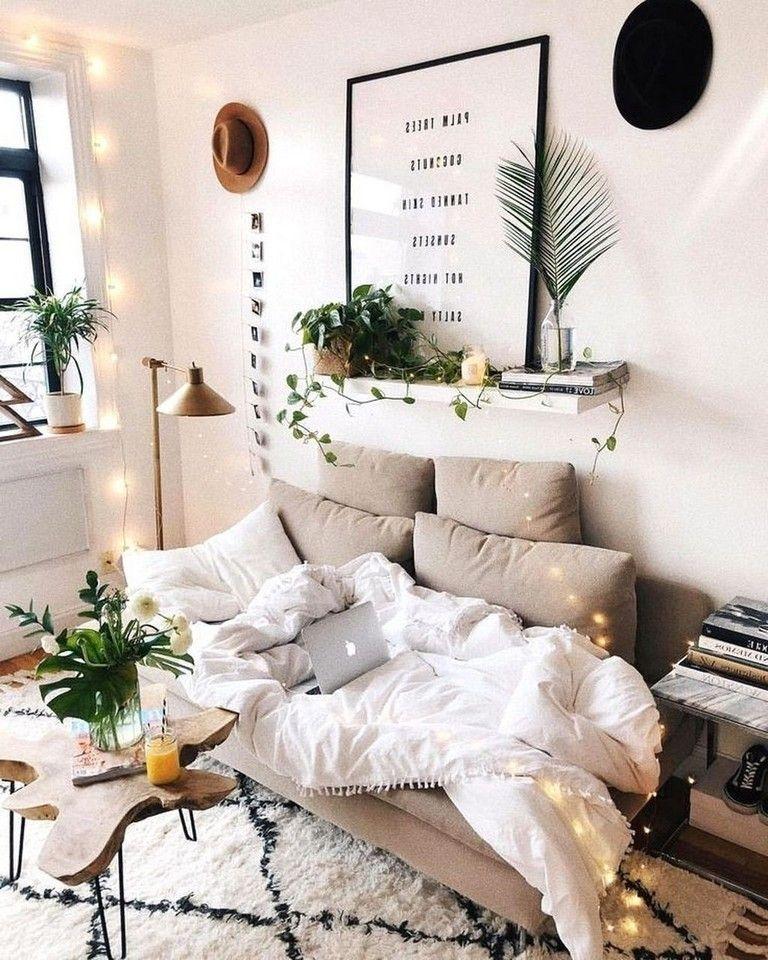 Splendid Studio Apartment Decorating Ideas That Looks Cool13