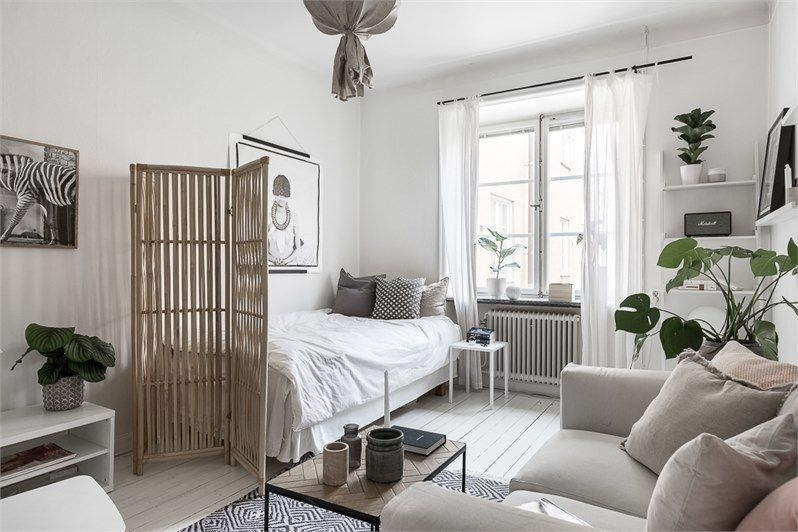 Splendid Studio Apartment Decorating Ideas That Looks Cool21