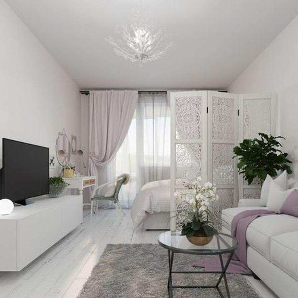 Splendid Studio Apartment Decorating Ideas That Looks Cool26
