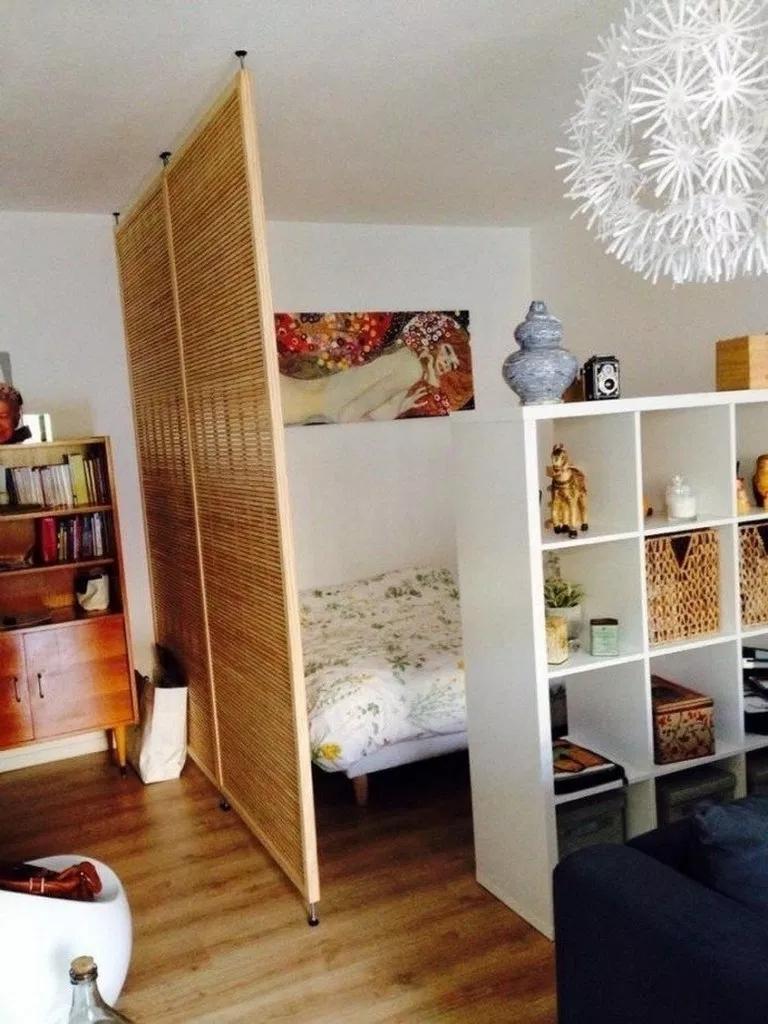 Splendid Studio Apartment Decorating Ideas That Looks Cool29