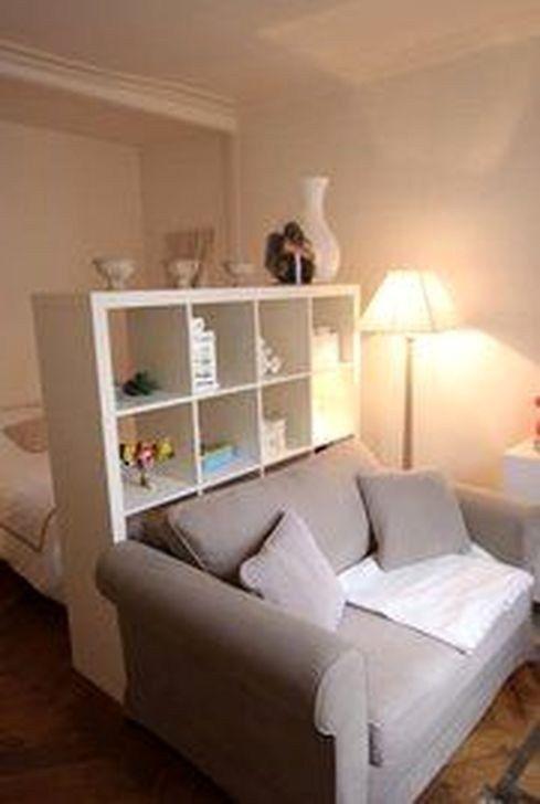 Splendid Studio Apartment Decorating Ideas That Looks Cool42