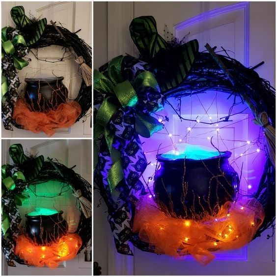 Stylish Outdoor Halloween Decorations Ideas That Everyone Will Be Admired Of12