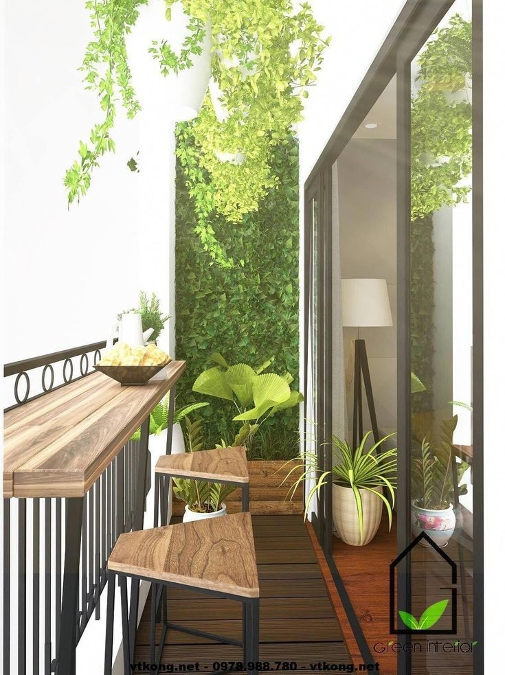 Superb Apartment Balcony Decorating Ideas To Try02