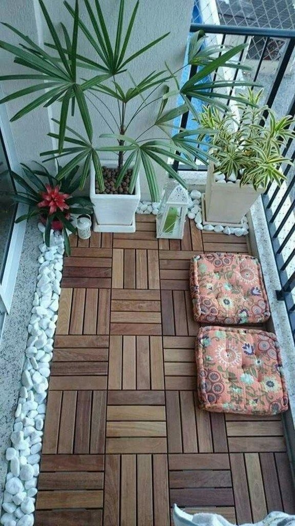 Superb Apartment Balcony Decorating Ideas To Try05