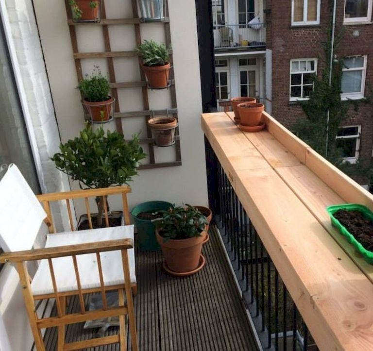 Superb Apartment Balcony Decorating Ideas To Try09
