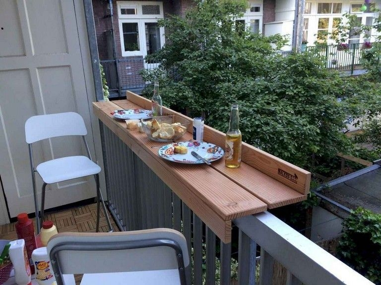 Superb Apartment Balcony Decorating Ideas To Try10
