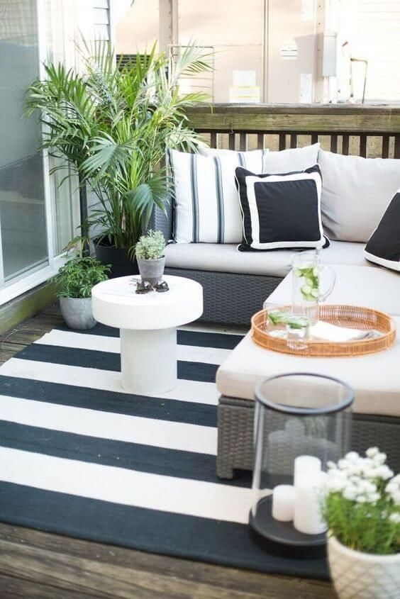 Superb Apartment Balcony Decorating Ideas To Try14