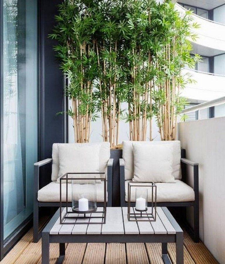 Superb Apartment Balcony Decorating Ideas To Try27