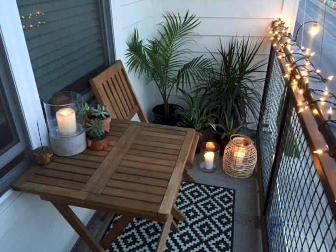 Superb Apartment Balcony Decorating Ideas To Try42